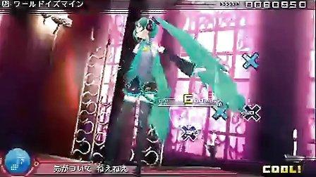 PSP 初音未来 世界第一公主殿下