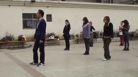 2010年平媒全健排舞,第一段