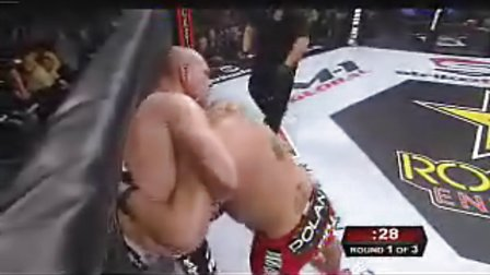 Fedor vs Silva 单场版 Strikeforce