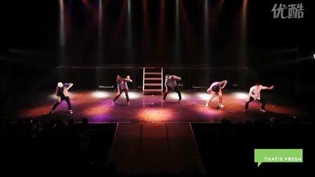 日本街头创意街舞 街舞视频