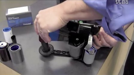 CD800_changing_supplies 如何更换CD800色带