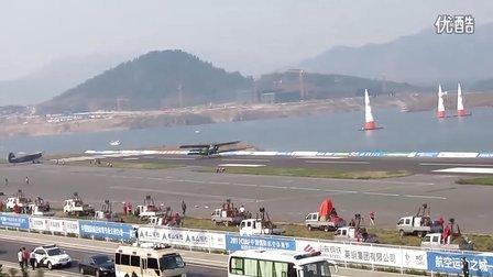 2011莱芜国际航空节—运5 短距起飞