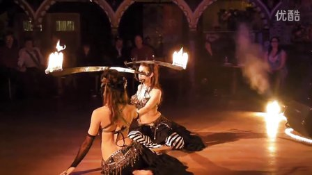 The Shimmy Sisters- Fire, Belly Dance and Snakes