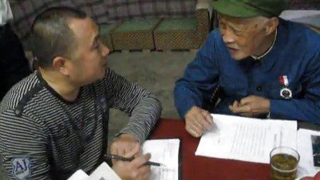 2013年10月11日外公讲述抗战往事(胡光元)