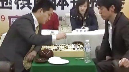 第11届农心杯 李昌镐VS常昊 01