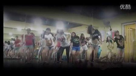 2013年重庆街舞爵士舞TOPKING舞蹈培训暑假班柚子-Jazz基础二班