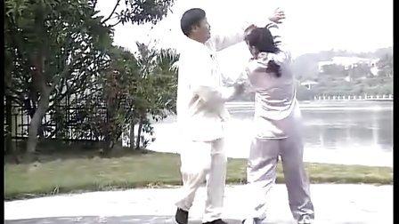 孙氏太极推手与实作 邓福明2