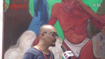 北京·画心社走进2013年中国国际文化艺术博览会