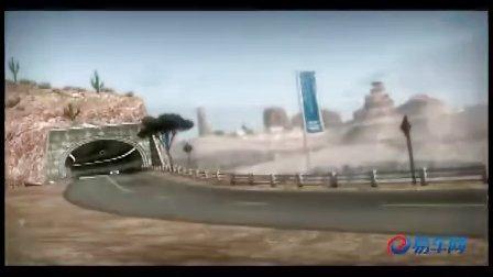 NISSAN GT-R炫酷游戏视频