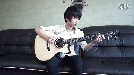 HD-Love Story 吉他版--音悦Tai