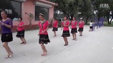 明村镇大黄埠广场舞(一生无悔)