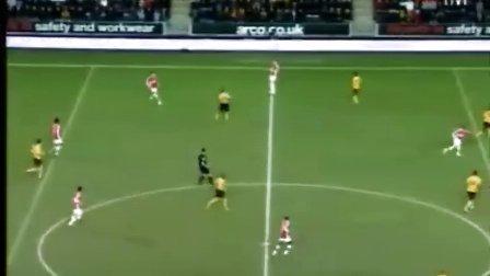 2009-2010英格兰足球超级联赛第30轮胡尔城VS阿森纳 上半场