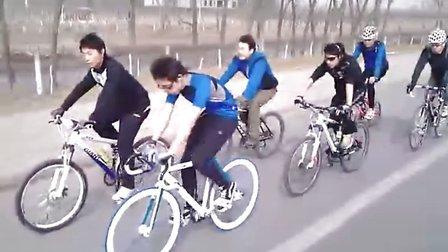极速空间 东丽湖骑行视频5