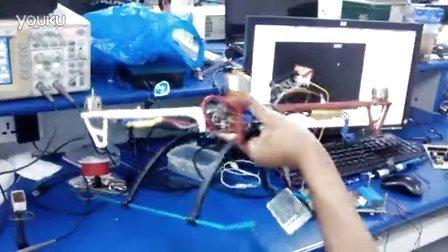这个是用MPU6050 读取的数据处理发给上位机的
