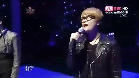 [韩音小筑]完整 100311 Mnet.M!CountDown