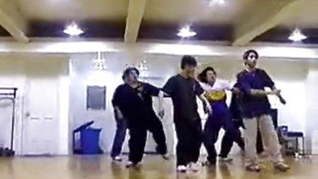 [BestShinhwa]13年前的刀群舞-神话Only One排舞练习影像