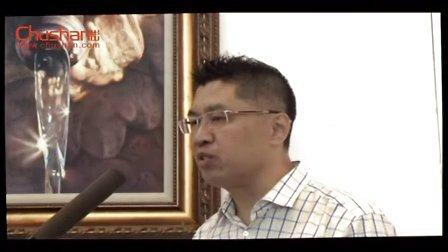 著名油画艺术家程亚杰接受出山网采访