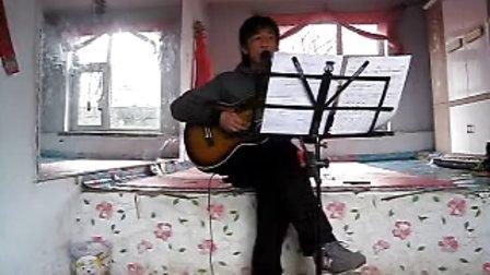 MVI_3933集安老九吉他弹唱让我一次爱个够