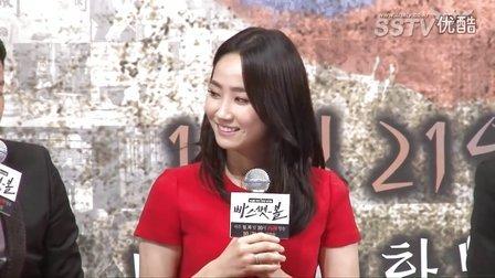 [SSTV] tvN月火剧《篮球》制作发布会 誉恩采访