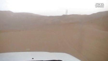 沙漠越野够刺激