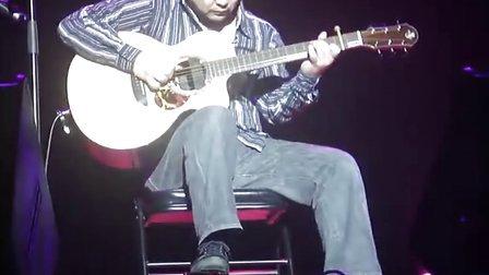 2010 北大指弹 岸部真名的新曲子