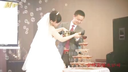 安艾微婚礼视频01