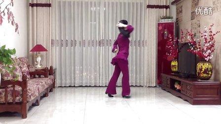 梅儿广场舞(业余)—用情最深的人