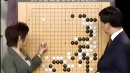 第十三届三星杯第一轮 郑岩VS李昌镐