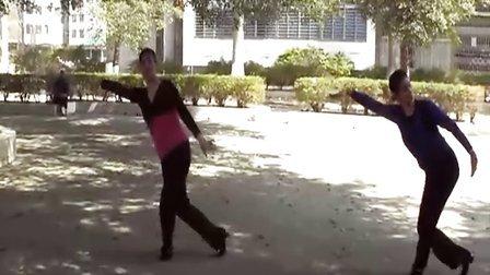 博白民族舞蹈.为内蒙古喝彩