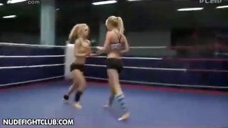 女子格斗大赛45