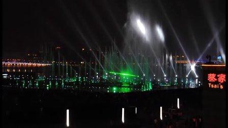 金鸡湖水景