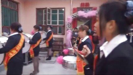 绛州春晖传媒婚庆:稷山洋鼓队表演