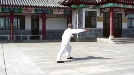 修占先生吴式太极拳传统老架83式