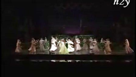 【日本宝塚音乐剧】蔷薇封印1