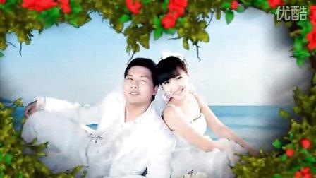 朱林 婚纱照2