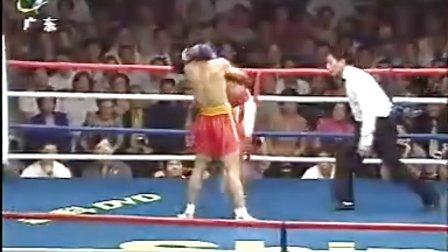 第一届中国功夫VS泰国职业泰拳