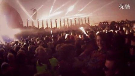 ROSKILDE FESTIVAL 2013 (GoPro) #Rastapladsen - 720p