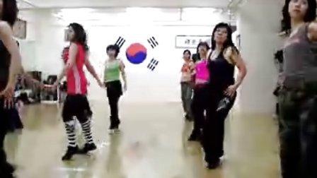 爆强的韩国舞蹈教学