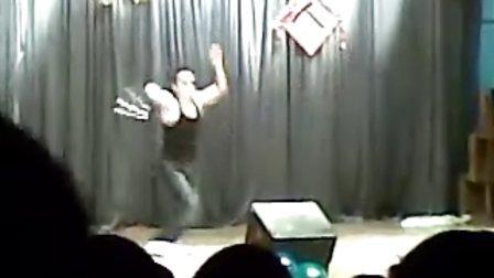 我的校园达人秀表演