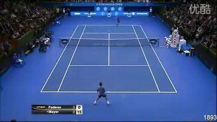 [高清MV] 费德勒-网球场上优雅的艺术天才