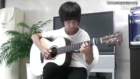 郑成和 最新视频River Flows in You - Sungha Jung!