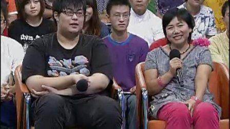 蓝志坐客江苏教育台[现在开讲]栏目妙语连珠