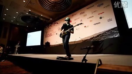 ICANN Seoul -Funtwo performance of Canon Rock