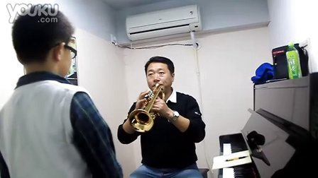 2010-10-24 小号吹奏的方法