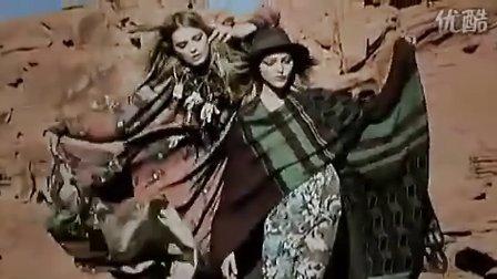 Kenzo Fall Winter 2010 Ad Campaign 拍摄花絮