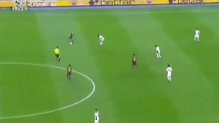 10月4日 西甲第6轮 巴塞罗那VS马洛卡 SMG国语 上半场