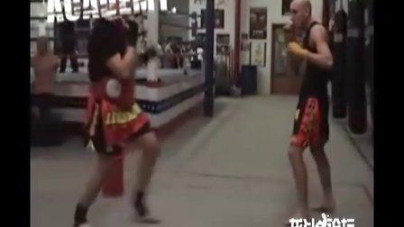 泰拳教学片