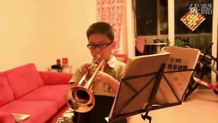 1839-XIAOHAO p45-1音阶练习