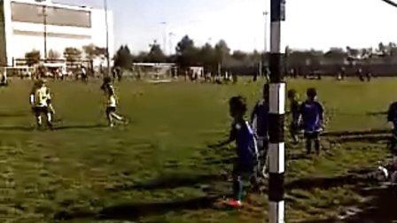 顺义国际学校的一场足球赛