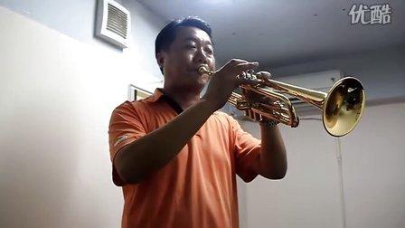 2010-9-12 阿尔班教程P45-4 音阶练习